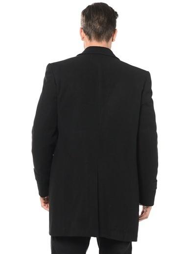 Dewberry Yün Palto Siyah